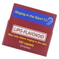 DSE Lipo-Flavonoid Caplets, 100 caplets Carrier to shipping