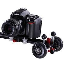 """48"""" DSLR Camera Dolly Slider Track Video Stabilizer"""