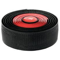 Lizard Skins Tape and Plugs Bar Tape, Red/Black