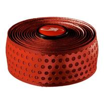Lizard Skins Tape and Plugs Race Bar Tape, Red