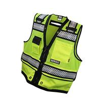 DEWALT DSV521-XL Class 2 Heavy Duty Surveyor Vest, X-Large