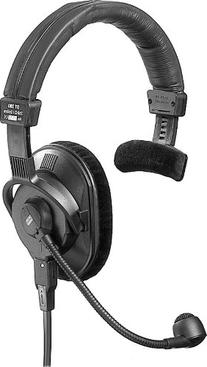 Beyerdynamic DT-280-V11-MKII-200-8 Single-Ear Headset with