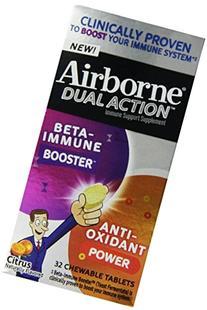 Airborne Dual Action Beta Immune Booster & Anti-Oxidant