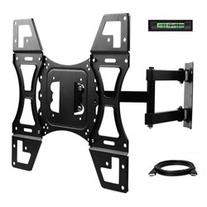 Lumsing Dual Arms Articulating Swivel Tilt LED Tv Wall Mount