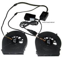 Coolerguys Dual Blower Fan Component Cooler with Manual
