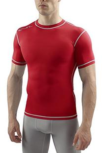 SUB Sports DUAL Mens Compression Top - Short Sleeve All