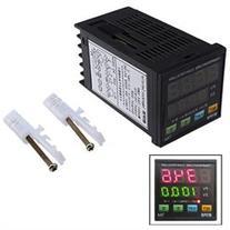 Dual Digital Fahrenheit Celsius PID SNR & Alarm SNR