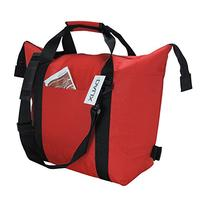 "DALIX 14"" Dual Shaped Insulated Picnic Cooler Tote Carry Bag"