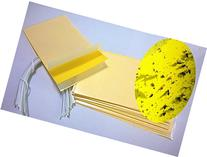 Hafer Dual Sticky Trap, Yellow, 5 X 3-Inches