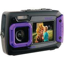 Coleman Duo2 2V9WP-P 20 MP Waterproof Digital Camera with