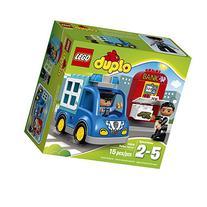 LEGO Duplo Town Police Patrol 10809 Toddler Toy, Large