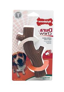 Nylabone Dura Chew Hollow Stick - Wolf - Bacon