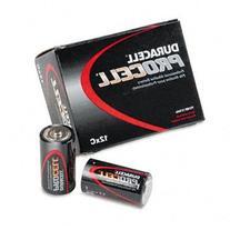 Duracell Alkaline Battery Size C
