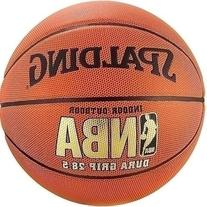 Spalding Duragrip Basketball - 28.5 NBA Indoor/outdoor