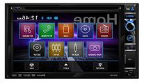 "Dual DV615B Dvd/cd/mp3/wma. jpg Double Din 6.2"" Display 3pr"