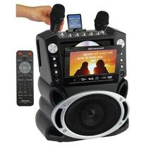 JSKGF829 - EMERSON GF829 DVD CDG MP3G Karaoke System with 7