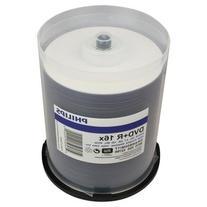 Philips DVD+R Duplication Grade White Inkjet Hub Printable