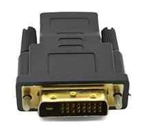 DVI-D Dual Link-M  to HDMI-F Adapter by CorpCo