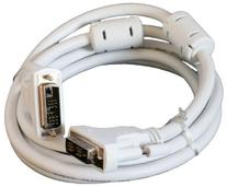 DVI-D  Male to Male Single Link Digital Video Cable 3 M / 10