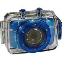 Vivitar DVR785HD-BLU 5MP Pro Waterproof Action Camcorder
