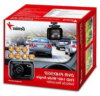 Genius DVR-FHD568 Vehicle Dash Cam with 2.4-Inch LCD