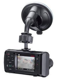 Genius DVR-HD550 DashCam Vehicle Recorder with 105 Degree