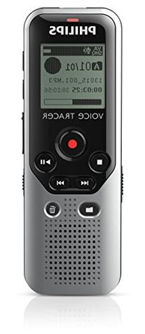 Philips Voice Tracer Audio Recorder Optimized for Note