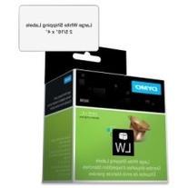 DYM30256 Shipping Label, 4