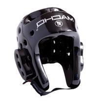 Macho Dyna Karate / Martial Arts Headgear - Black - Large