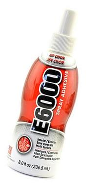 Eclectic Products E-6000 Spray Adhesive 1 pcs sku# 1873793MA
