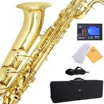 Mendini by Cecilio MBS-30L+92D Lacquer Yellow Brass