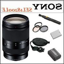 Sony 18-200mm F3.5-6.3 E-Mount Lens