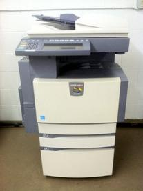 "Toshiba ""E-studio"" 2500c Color Copier"