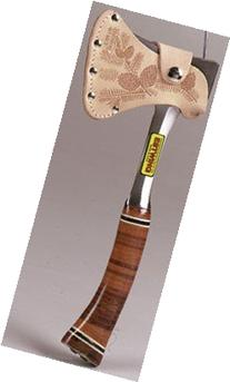 Estwing E24A 12-inch Forged All-Steel Sportsman's Axe with