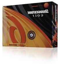 Bridgestone E6 Optic Orange Golf Ball