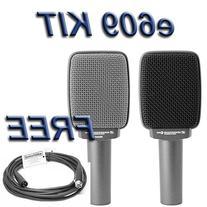 Sennheiser e609 Silver Drum Mic + Free XLR