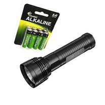 Nitecore EA81 Cree XHP50 Searchlight Flashlight with 8