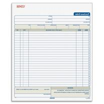 Wholesale CASE of 15 - Tops Carbonless 2-Part Purchase Order