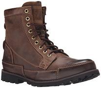 "Timberland Men's Earthkeeper 6"" Laceup Boot,Dark Brown"