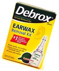 Debrox Earwax Removal Aid 0.5 Oz