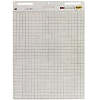Post-it Easel Pad, 25 x 30-Inches Sheets, White with Grid,