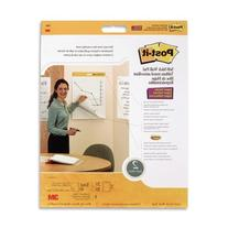 Post-it Easel Pads Super Sticky Self-Stick Wall Poster Pad,