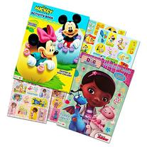 Disney Easter Coloring Books Super Set with Stickers