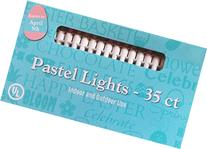 Easter Pastel Opaque String Lights Indoor and Outdoor Use 35