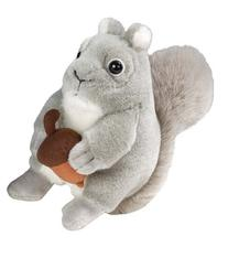 "Eastern Gray Squirrel with sound 6"" by Wild Republic"