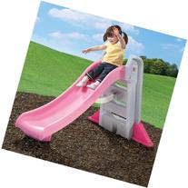 Easy To Assemble Folding Slide With Sure Handles And High-