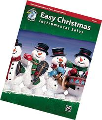 Easy Christmas Instrumental Solos, Level 1: Violin /Piano