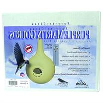Large Easy Clean Purple Martin Gourd - 39504