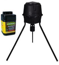 Moultrie 30 Gallon Easy Programmable Quick Lock Tripod Game