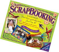 Easy Scrapbooking Crop-a-Day: 2008 Day-to-Day Calendar